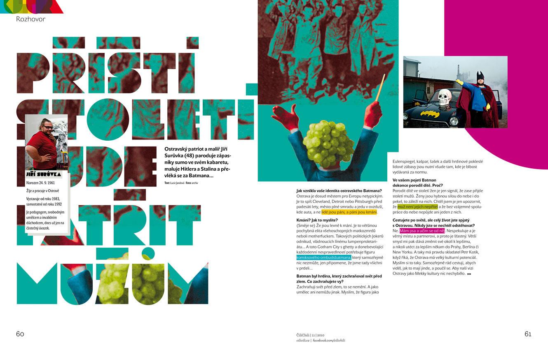 Cilichili Magazine Kulture Typeface | News | &&& Creative