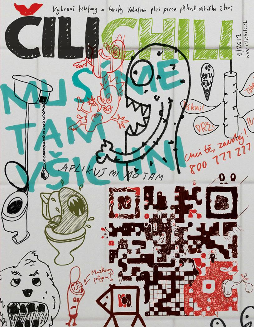 andandand creative cilichili toilet issue 01