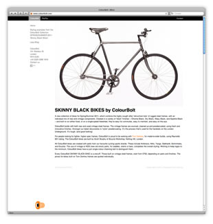 ColourBolt Website