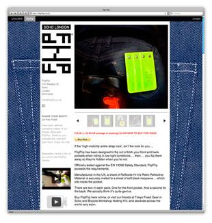 Flipflip Website