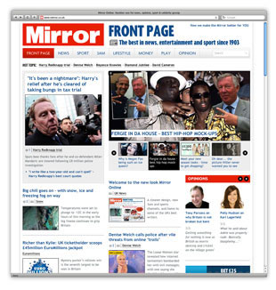 Mirror Website