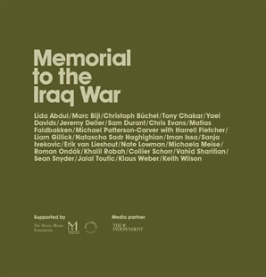 Institute of Contemporary Art - Memorial to the Iraq War