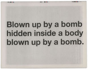 Institute of Contemporary Art - Memorial to the Iraq War Catalogue