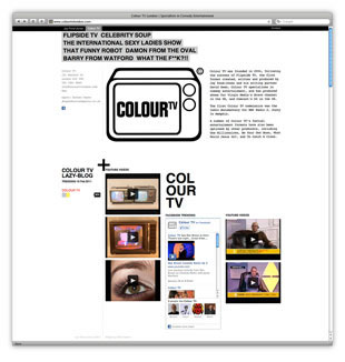 Colour TV Website