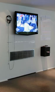 Simon Brown & Mark Irving invited to talk at the Post Marathon London Event, Serpentine Gallery