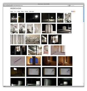 Helene Kazan Website