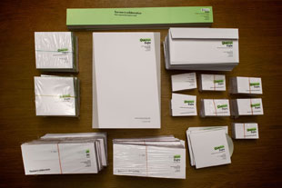 Quercus Eight Stationery